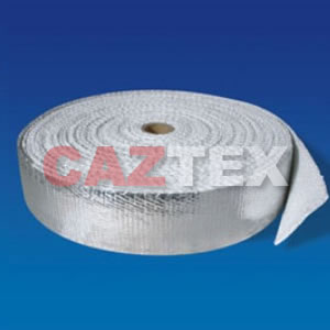Dust free asbestos Tape with Aluminium