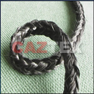 Graphited Glassfiber Rope