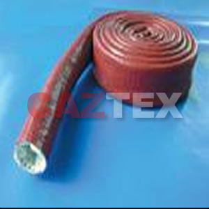 Glassfiber Sleeving with Silicone