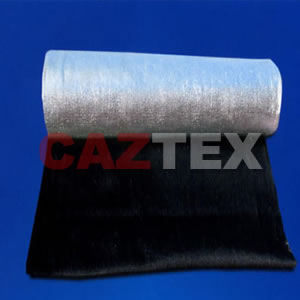 Carbon fiber Cloth with Aluminium